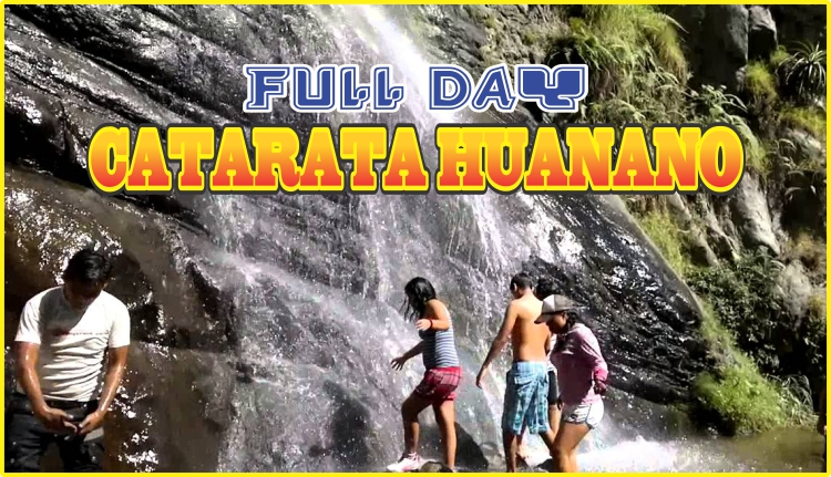 full day catarata huanano