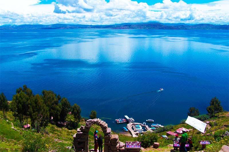 Isla de Taquile- Puno